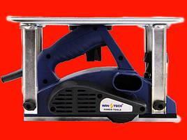 Электрический рубанок с подставкой Wintech WPL-960