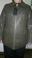 Женская куртка кожзам оптом