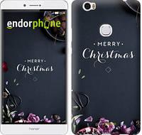 """Чехол на Huawei Honor Note 8 Merry Christmas 2 """"4110u-418-7290"""""""