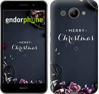 """Чехол на Huawei Y3 2017 Merry Christmas 2 """"4110c-991-7290"""""""