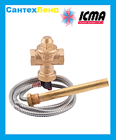 Клапан теплового сброса icma 605, фото 1
