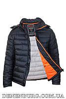 Куртка зимняя мужская TALIFECK M038 тёмно-синяя