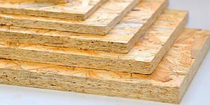 Плиты строительные OSB (ОСБ) ориентированно-стружечные плиты