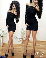 Платье K-7932