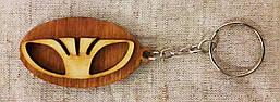 Автомобільний брелок Daewoo (Деу,Деу), брелоки для автомобільних ключів, брелоки, авто брелок