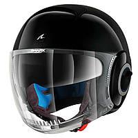 Шлем Shark Nano черный глянец, XL