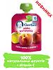 Пюре Gerber Яблуко і персик, 90 г