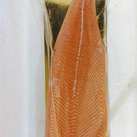 Лосось (семга) филе максимальной зачистки охлажденное