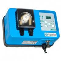 Дозирующая станция для бассейна 190 м3 Microdos MP1-pH 2,4 л/ч