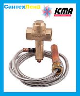 Клапан теплового сброса icma 608