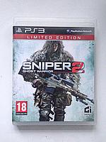 Видео игра Sniper 2: Ghost Warrior (PS3) pyc.
