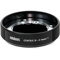 Metabones Contax G Lens to Fujifilm X-Mount Camera T Adapter (Black) (MB_CG-X-BT1), фото 1