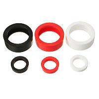 Realacc Кольцо с резиновым протектором для FPV Пагода Антенна Черный/Красный/Белый