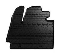 Резиновые коврики Stingray для Kia Soul 2013 - водительский коврик.