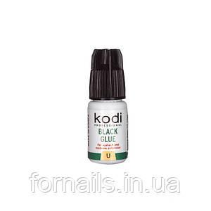 Клей для ресниц Black U 3 g Kodi