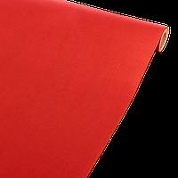 Бумага в рулоне №58 красная