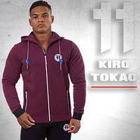 Kiro Tokao 183 | Толстовка спортивная мужская красный