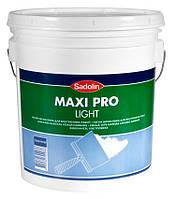 Шпаклёвка Sadolin Maxi Pro Light, 17 л