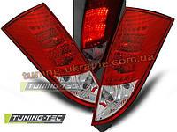 Задние фонари на Ford Focus 1998-2004 НATCHBACK