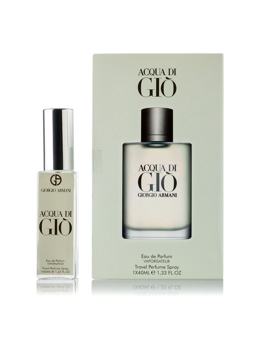 40 мл Giorgio Armani Acqua Di Gio Pour Homme мкнижка продажа цена в харькове парфюмерия мужская