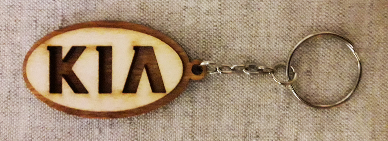 Автомобильный брелок KIA (Киа), брелки для автомобильных ключей, брелоки, авто брелок