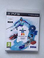 Видео игра Vancouver 2010 Олимпийские Игры 2010 (PS3)