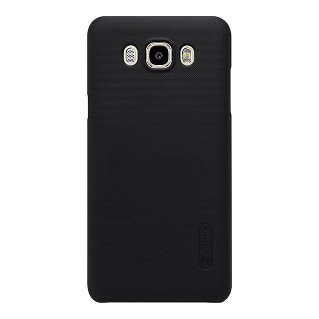 Чехол NILLKIN для Samsung J7 (2016)/J710-Super Frosted Shield Black (6279973)