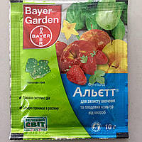 Фунгіцид Альєтт 800 в.п.  10гр.  Bayer
