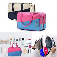IPRee™TravelВодонепроницаемыСухаямокрая сумка для туалетной косметики Wim Pack Swim Пляжный Чехол для хранения