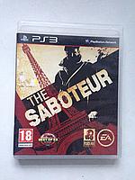 Видео игра The Saboteur (PS3)