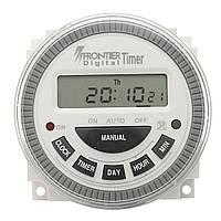 AC 220v -240v цифровой ЖК питания программируемый таймер электронный таймер