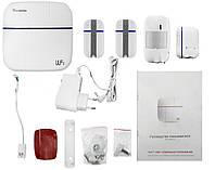 Комплект беспроводной GSM сигнализации 868 MHz Smart & Safe SS-1 Wi-Fi GSM PoliceCam