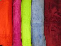 Однотонное одеяло микрофибра полуторное., фото 1