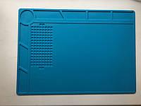 Силиконовый термостойкий защитный коврик для пайки (35х25см) 350х250mm