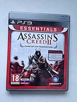 Видео игра Assassins Creed 2 GOTY издание года (PS3) рус.