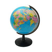 32cm Вращающийся мир Earth Globe Atlas Map География Образование Игрушка Desktop Decили