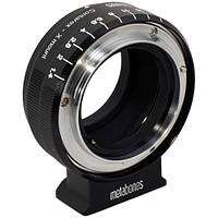Metabones Contarex Mount Lens to Fujifilm X-Mount Camera Lens Mount Adapter (Black Matte) (MB_CX-X-BM1), фото 1