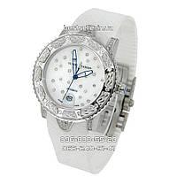Часы Ulysse Nardin Lady Diver Starry Night 40mm (Механика) Silver/White. Реплика: ААА.