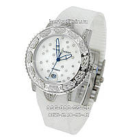 Часы Ulysse Nardin Lady Diver Starry Night 40mm (Механика) Silver/White. Реплика: ААА.