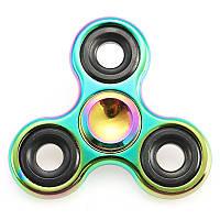 ВращениеTri-SpinnerColилиfulFidgetHandSpinner ADHD Аутизм Уменьшить стресс Фокус Внимание Игрушки