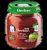 Пюре Gerber Яблоко с лесными ягодами, 130 г