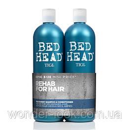 Tigi bed head urban antidotes recovery набор для поврежденных волос (шампунь+кондиционер)
