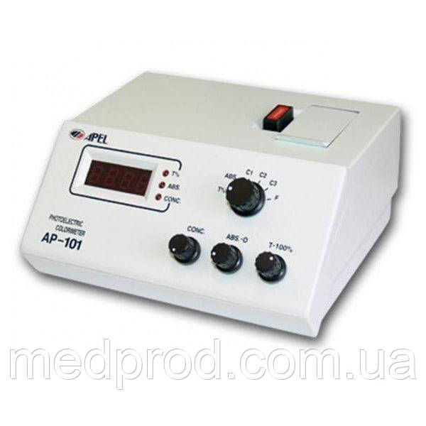 Цифровой фотометр AP-101 аналогКФК-2, КФК-3, КФК-3.01