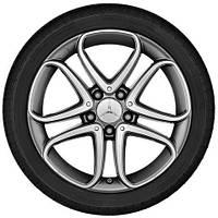 Диски для Mercedes-Benz A-Class W176 R17 Новый Оригинальный