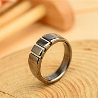 3шт 1.5x6мм Тритий Флаконы Титановые кольца Self-Luminous 15years 18mm / 20mm