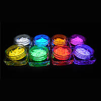 1PCS 2x12mm Multicolor Тритий Vials Self Luminous Аксессуары для фонарей EDY 15Years-1TopShop