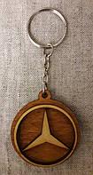 Автомобильный брелок Mercedes (Мерседес), брелки для автомобильных ключей, брелоки, авто брелок