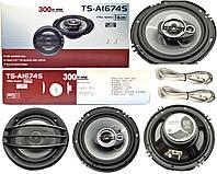 "Динамики для авто акустика Pioneer TS-A1674S 6"" 16см"