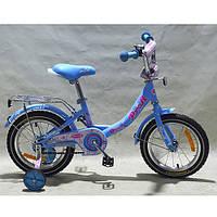 Велосипед детский PROFI Princess Y2012 20 дюймов голубой