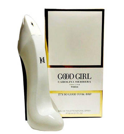 "Парфюмированная вода  Carolina Herrera ""Good Girl White"", фото 2"